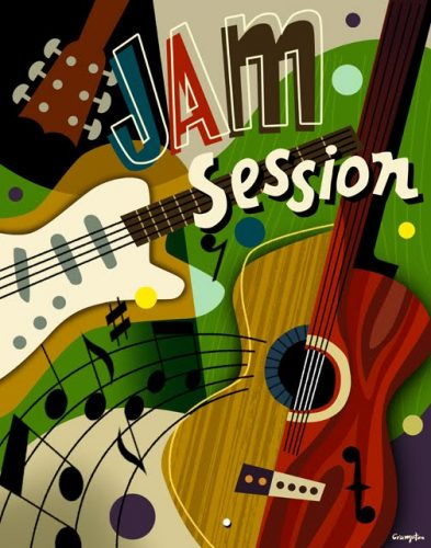 Wednesday night «JAM» at the Haute-Aboujagane Golden Age Club @ Haute-Aboujagane Golden Age Club